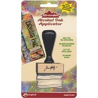 Stamp Handle W/10 Felts - Adirondack Alcohol Ink Applicator