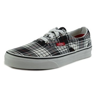 Vans Era Round Toe Canvas Skate Shoe