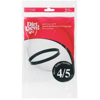 Dirt Devil Style 4/5 Vac Clnr Belt