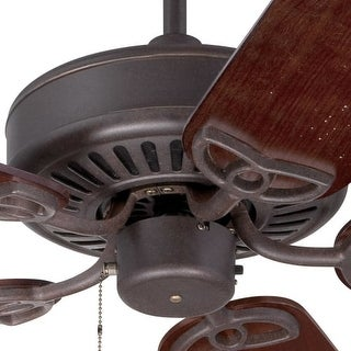 "Craftmade CXL CXL 44"" - 56"" 5 Blade Ceiling Fan - Requires Blade Selection"