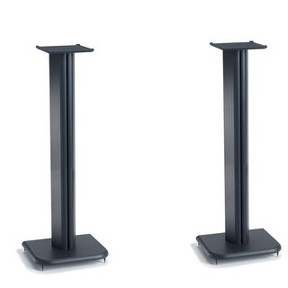 "Sanus 31"" Basic Series Bookshelf Speaker Stands - Pair"