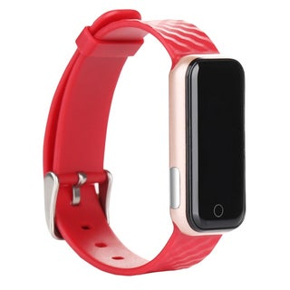 TechComm QS50 Fitness Smart Band with Heart Rate Monitor Water Resistance