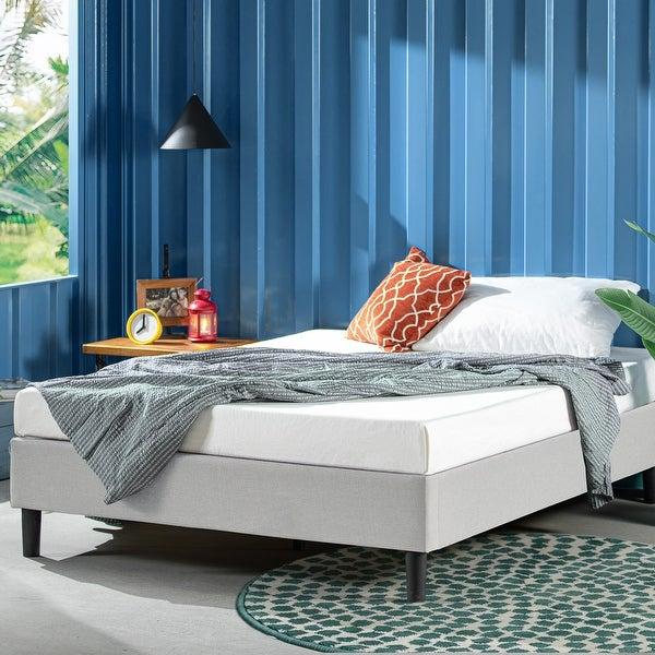 Priage by ZINUS Upholstered Platform Bed Frame. Opens flyout.