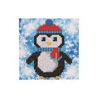 Diamond Dotz Kit Mini Christmas Penquin