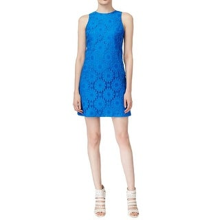Cynthia Steffe Womens Casual Dress Lace Party