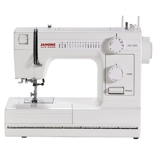 Link to Janome HD1000 Sewing Machine - White Similar Items in Sewing & Quilting