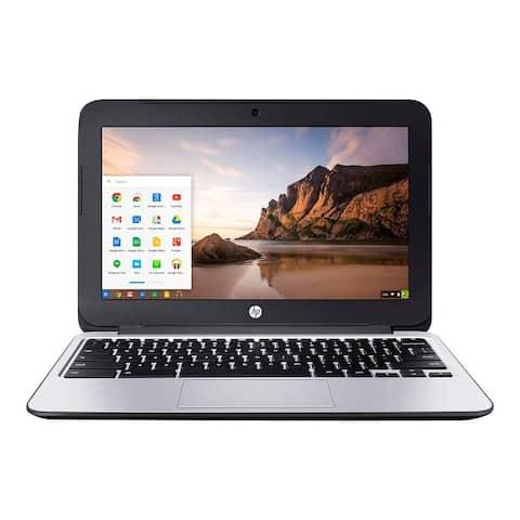 "HP 11.6"" Chromebook G3 Intel Celeron N2840 2GB RAM 16GB SSD (Refurbished)"