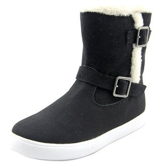 Carter's Siberia Round Toe Canvas Winter Boot
