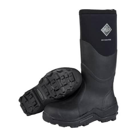 The Original Muck Boot Company Muckmaster Men's Boots 11 US Black