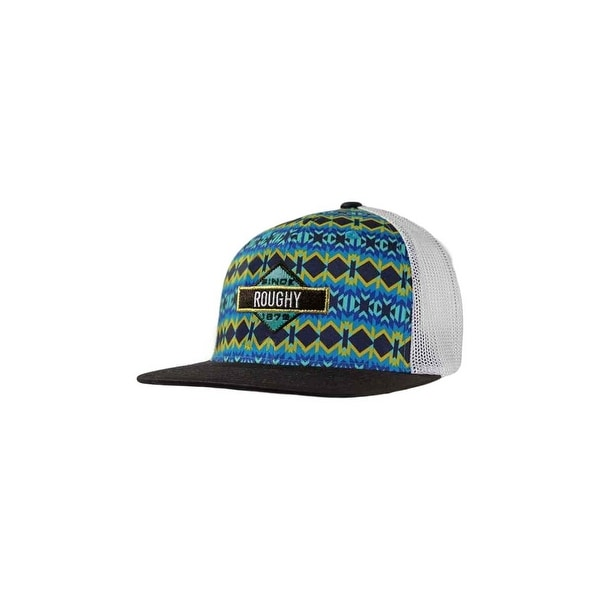 best service e30a4 bb3a6 ... get hooey hat mens roughy koda aztec trucker o s multi color a361a 06ab4