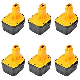 Battery for Dewalt DW9072 Power Tool Battery