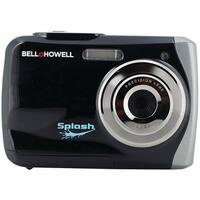 Bell+Howell Wp7-Bk 12.0-Megapixel Wp7 Splash Waterproof Digital Camera (Black)