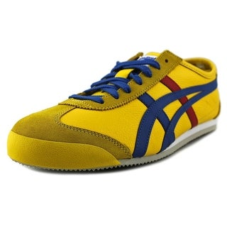 Onitsuka Tiger by Asics Mexico 66 Round Toe Synthetic Sneakers
