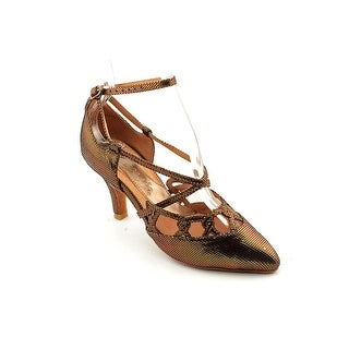 Capezio Gabriella Women Round Toe Leather Dance