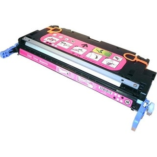"""""""eReplacements Q6473A-ER eReplacements Toner Cartridge - Replacement for HP (Q6473A) - Magenta - Laser - 4000 Page - 1 Pack"""""""