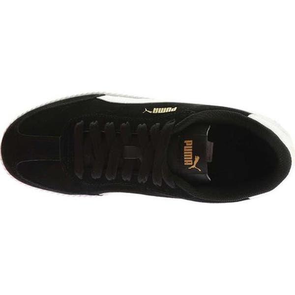 buy popular f2bc7 24549 Shop PUMA Astro Cup Suede Sneaker PUMA Black/PUMA White ...