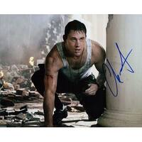 Signed Tatum Channing White House Down 8x10 Photo autographed