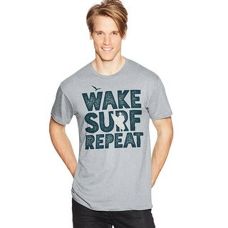 Men's Wake Repeat Graphic Tee