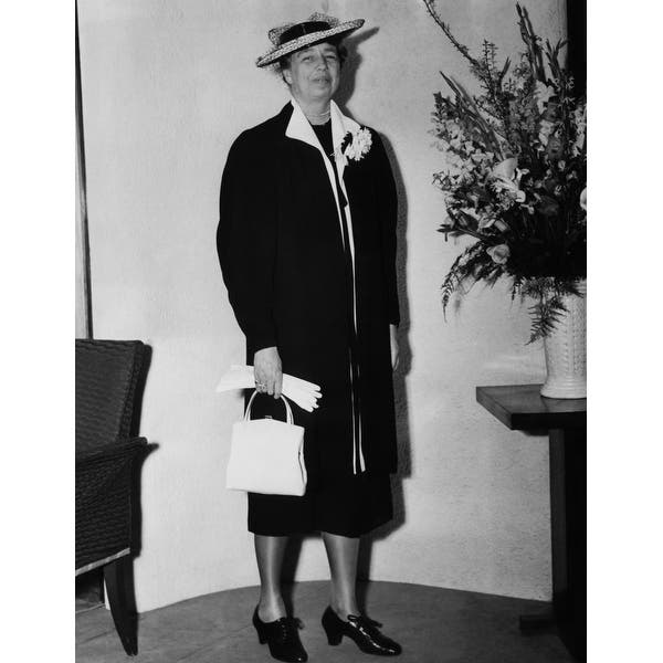 Shop Black Friday Deals On First Lady Eleanor Roosevelt History Overstock 24346784