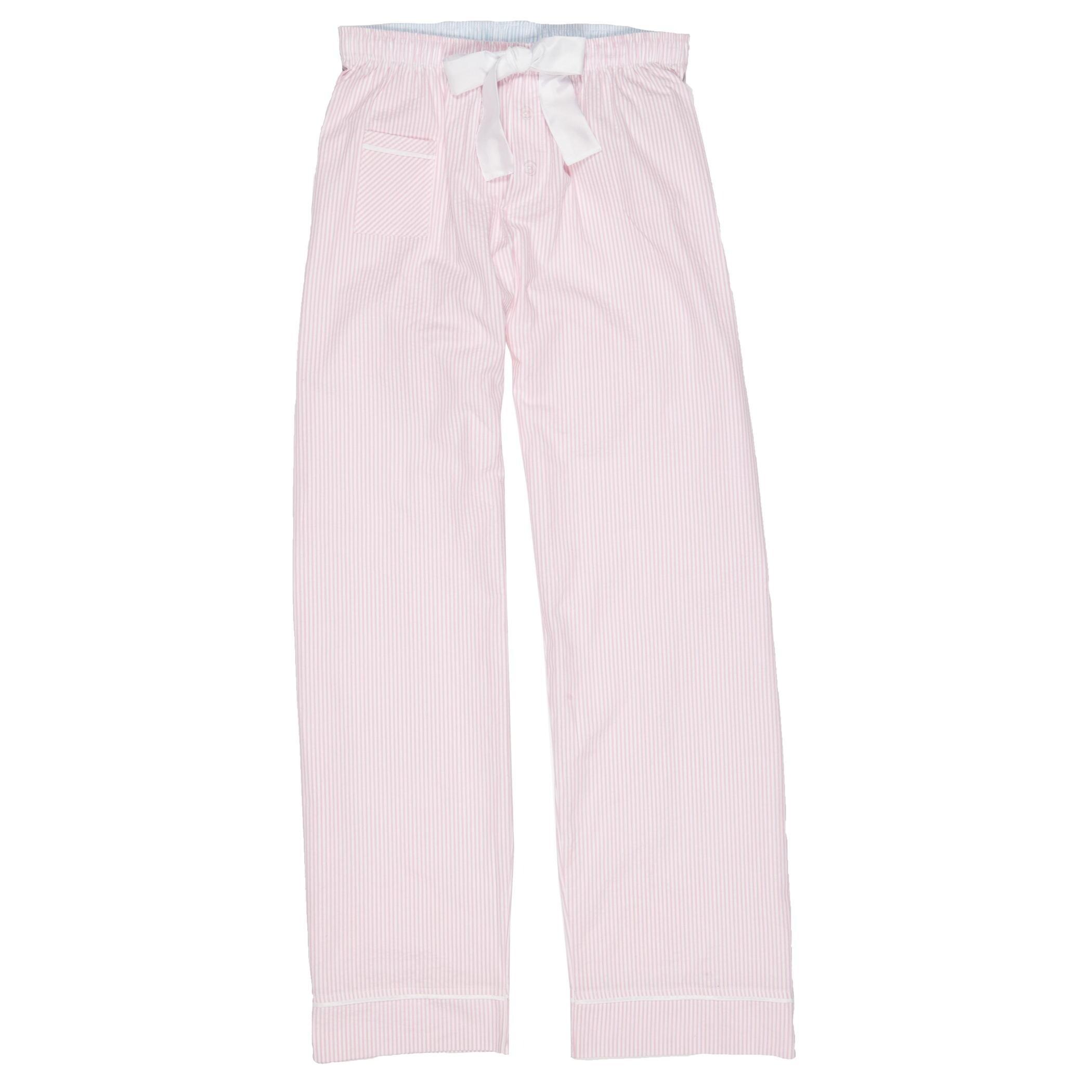 Boxercraft Women S Cotton Seersucker Pajama Pants On Sale Overstock 14277891