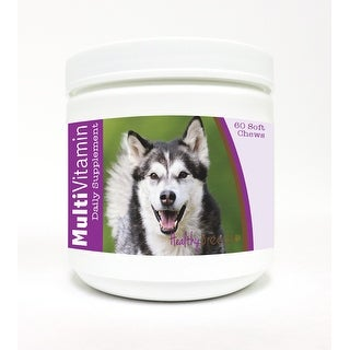 Healthy Breeds Alaskan Malamute Multivitamin Soft Chews