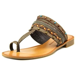 Chinese Laundry Swoon Women Open Toe Synthetic Thong Sandal