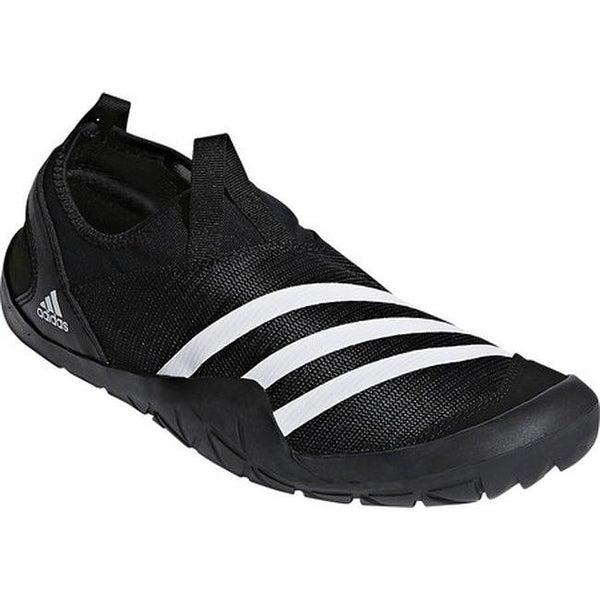 Shop adidas Men's Climacool Jawpaw Slip On Water Shoe Black