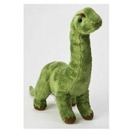 KooKeys Interactive Stuffed Plush Brachiosaurus Dinosaur