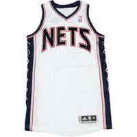 New Jersey Nets Generic Authentic White Jersey