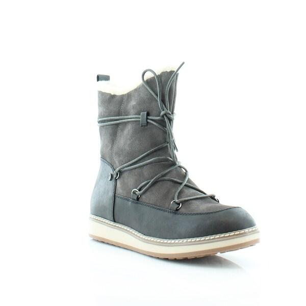 White Mountain Topaz Women's Boots DK Charcoal - 5