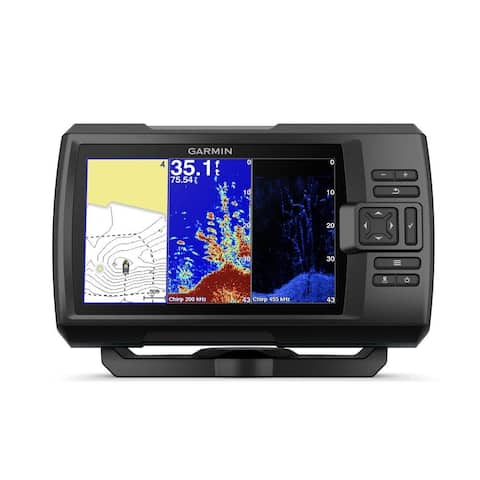 Garmin STRIKER Plus 7cv with GT20-TM Transducer, 7 inches