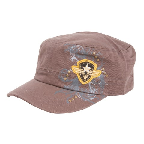 Spade Cadet Elastic Fit Hat - One size