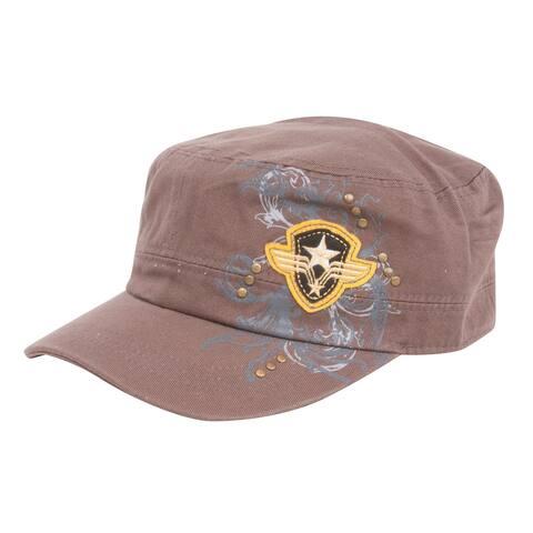 Spade Cadet Elastic Fit Hat