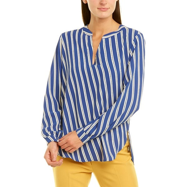 Anne Klein Blouse. Opens flyout.