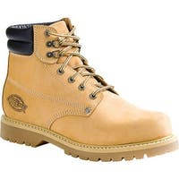 Dickies Men's Raider Wheat Full Grain Leather