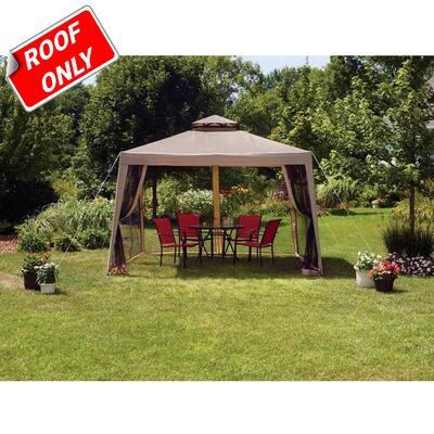 Sunjoy Replacement Canopy for Hampton Gazebo (10X10 Ft)