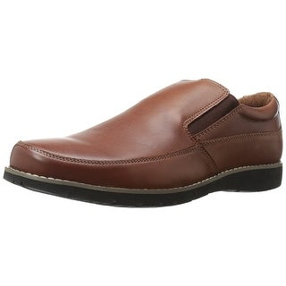 Propét Mens grant Leather Closed Toe Penny Loafer