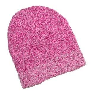 Grand Sierra Women's Knit Eyelash Chenille Beanie Winter Hat - One size