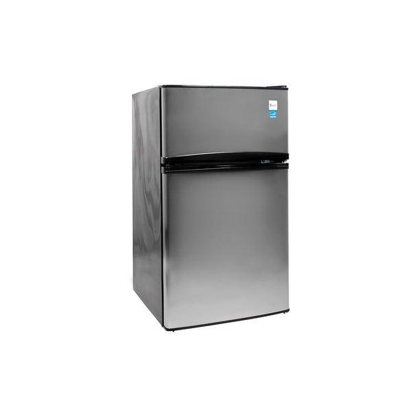 Ft. Two Door Compact Refrigerator/Freezer