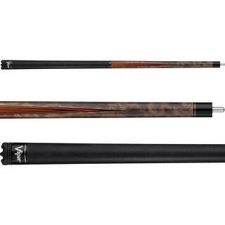 Viper Naturals 50-0601 2-piece Quick-release Cherrywood 58-inch 19-ounce Billiard Cue Stick