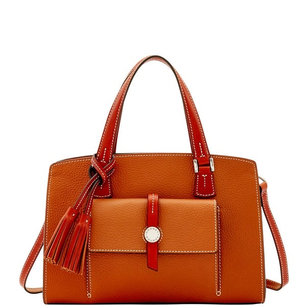 Dooney & Bourke Cambridge Satchel (Introduced by Dooney & Bourke at $328 in Oct 2016) - Desert