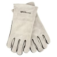 Forney Industries Inc 53429 Glove Welding Grey, X-Large