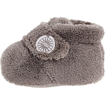 UGG Unisex Bixbee Bootie (Infant/Toddler), Charcoal, 12-18 Months M US Toddler