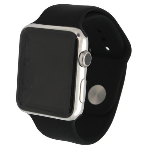 Olivia Pratt Silicone Band for Apple Watch 38mm and 42mm