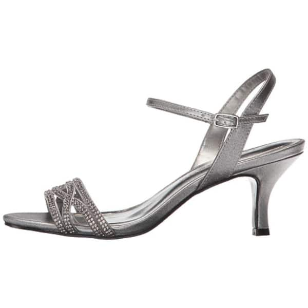 Shop Caparros Womens Jeanine Open Toe Special Occasion Ankle Strap