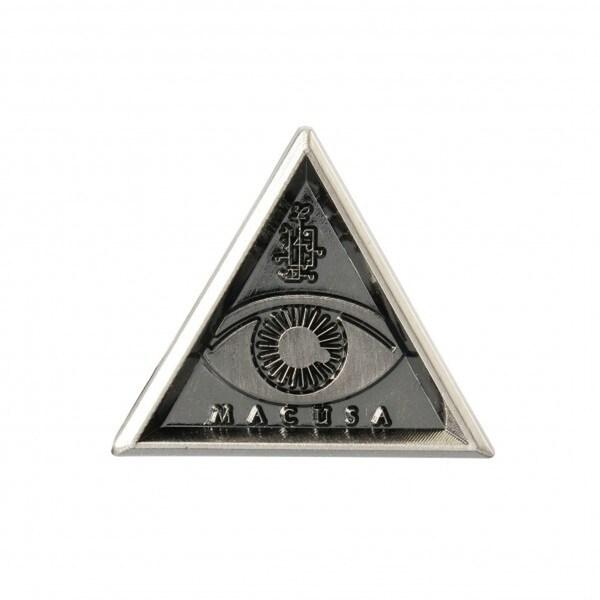 Harry Potter Fantastic Beasts Pewter Lapel Pin Wicked Eye - multi