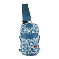 Hadaki by Kalencom Women's Urban Sling Bag Berry Blossom Teal - us women's one size (size none)