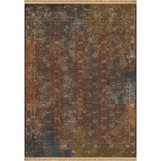Link to Orian Rugs Super Voyage Borachio Red Similar Items in Rugs