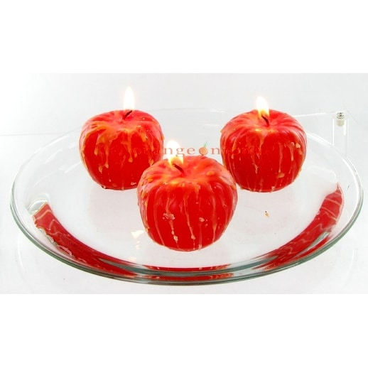 Cooking w/Candle-lite Caramel Apple Floating Candles