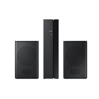 Samsung SWA-8500S 2.0 Wireless Wall Mountable Speaker System - Black
